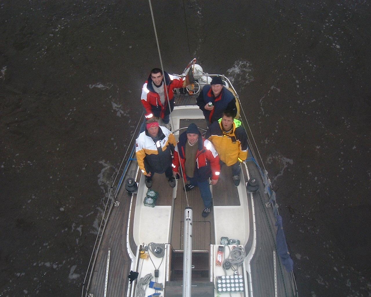 Mitsegeln Nordsee